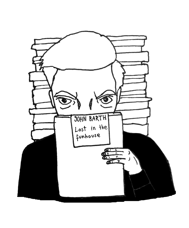 Portret Jacka Wiadernego autorstwa Natalii Przybysz