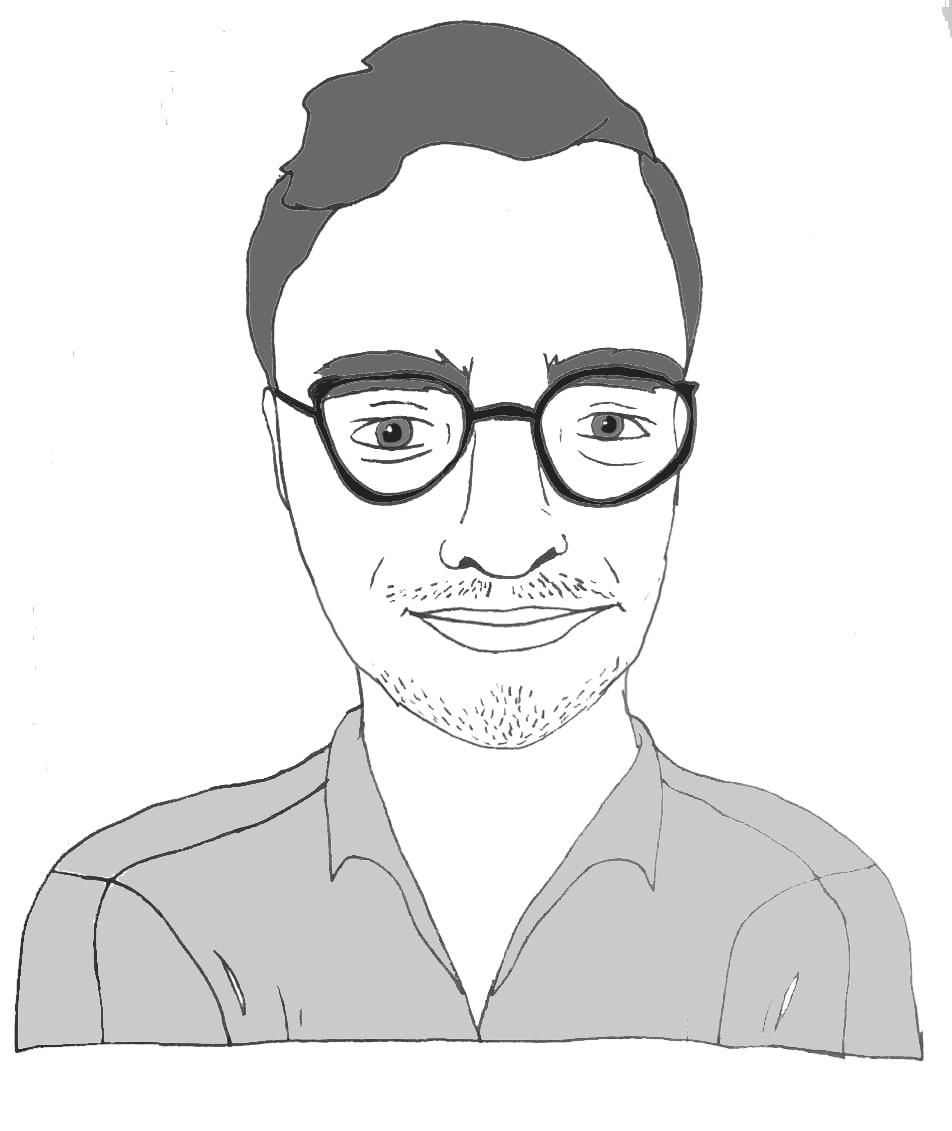 Portret Pawła Mościckiego autorstwa Natalii Przybysz