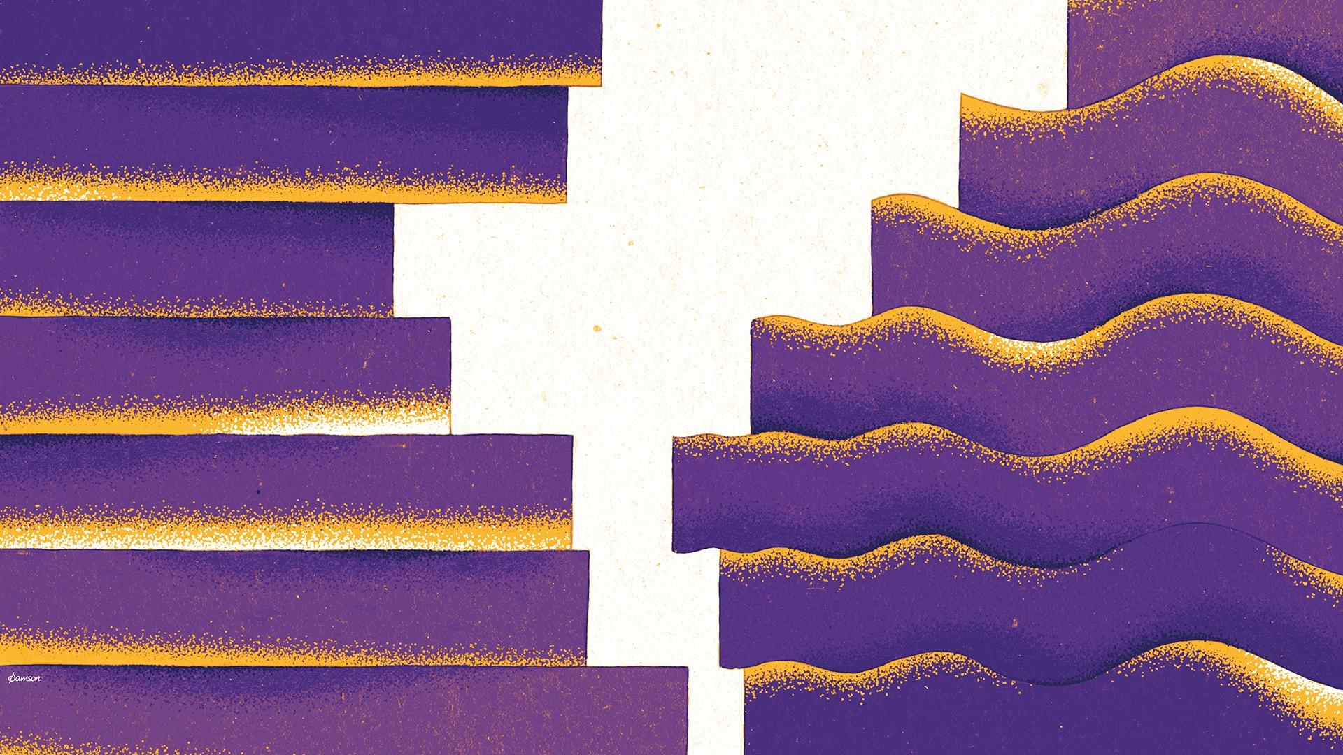 ilustracja grzegorza samsona do tekstu joanny orskiej I Mały Format